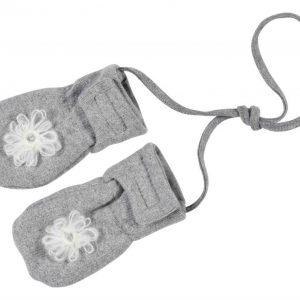 Gymp handschoentjes grijs