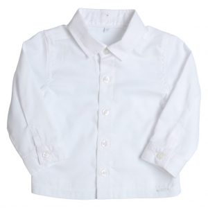 GYMP hemdje wit