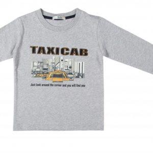 DR Kid longsleeve taxicab