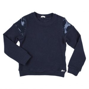 GYMP sweater blauw