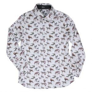GYMP hemd safari