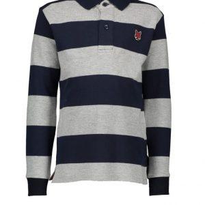 LCEE polo big stripes
