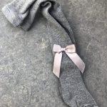 CARLOMAGNO broekkous strikje grijs