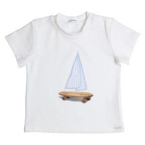 GYMP T-shirt Sailing Boat