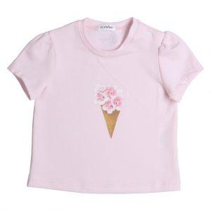 GYMP T-shirt print ICE CREAM