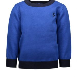 Nieuwe Collectie LE CHIC GARCON pullover mazarine blue