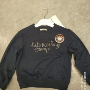 DR KID Sweater blauw