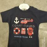 DR KID T shirt Rescue team
