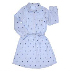 Gymp Shirt Dress