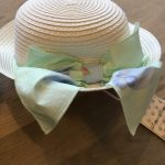 LAPIN HOUSE hoed met strik