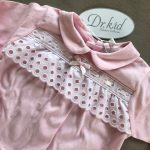 DR KID kruippakje charming roze
