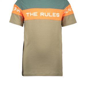 TYGO&VITO T-shirt THE RULES