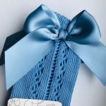 CARLOMAGNO kniekous azul