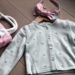 LAPIN HOUSE cardigan mint