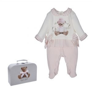 LAPIN HOUSE Bodysuit bear