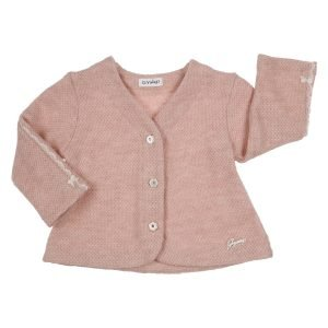Gymp Cardigan oudroze