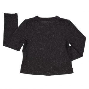 Gymp cardigan zwart