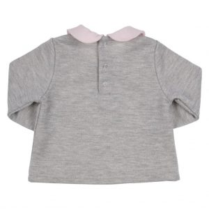 Gymp sweater zilver