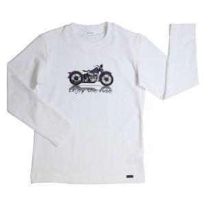 Gymp longsleeve Moto