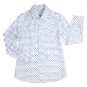 Gymp hemd strikjes