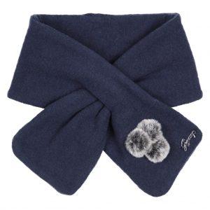 Gymp Sjaal Blauw