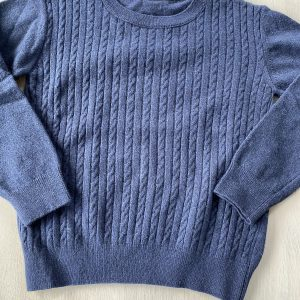 DR KID Pull Marineblauw