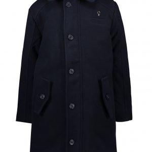 Le Chic Garcon mantel marineblauw