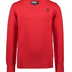 Le Chic Garcon pull rood