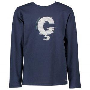 "Le Chic Garcon T-shirt ""ç"" marineblauw"