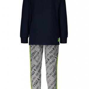 Tygo & Vito Pyjama met opbergzakje