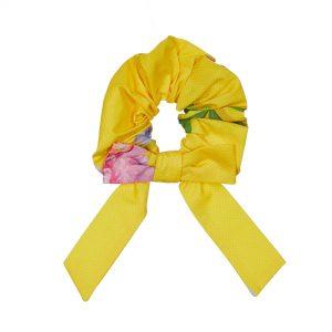 LAPIN HOUSE Scrunchie yellow