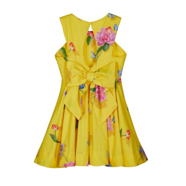 lapin house yellow dress