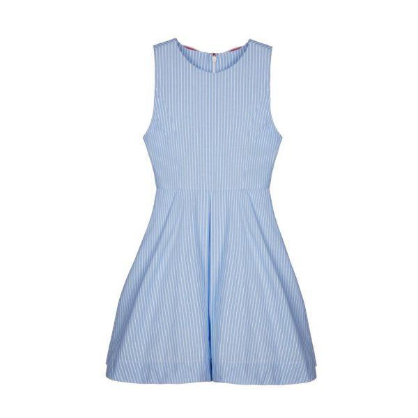 lapin house dress blue