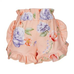 LAPIN HOUSE Short Orange