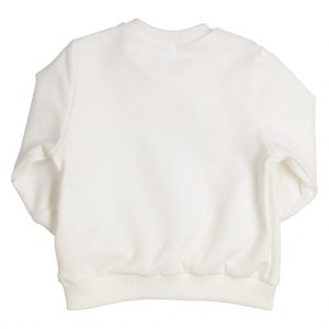 GYMP Sweater Heart Offwhite