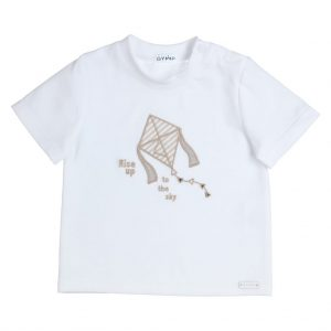 Gymp T-shirt embroidery Kite
