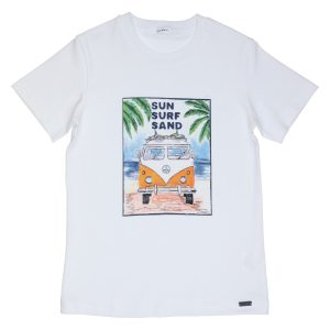 GYMP T-Shirt Sun surf bus