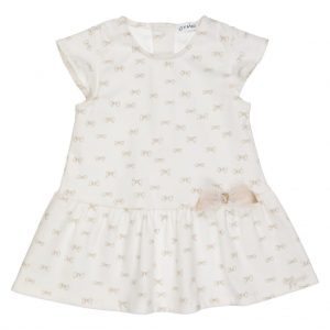 GYMP Dress Offwhite/Beige
