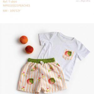 MEIA PATA Zwembroek Peaches