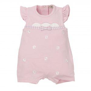 EMC Babysuit roze