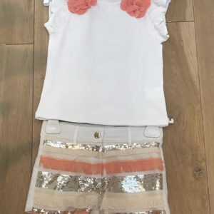 TRYBEYOND T Shirt Flowers Chic