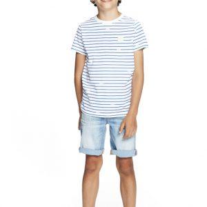 RETOUR Short Light blue Boy
