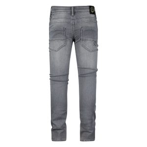 RETOUR Jeans Boy Light Grey Denim Skinny Fit