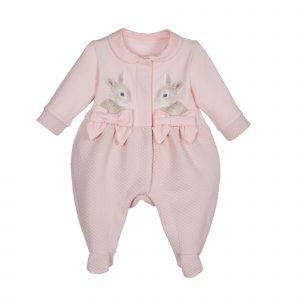 LAPIN HOUSE Babysuit roze