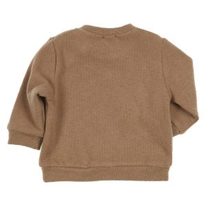 "GYMP Sweater ""Grow up"" Camel"