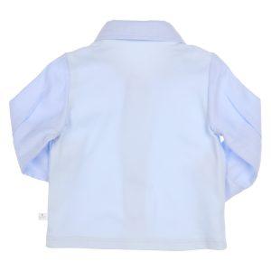 GYMP Hemd Lichtblauw