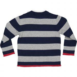 "BIRBA  Sweater ""Rugby Club""  Blauw"