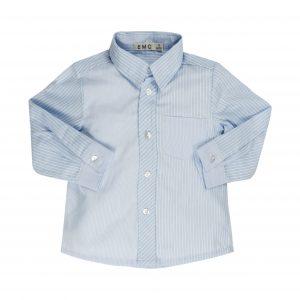 EMC Hemd Blauw