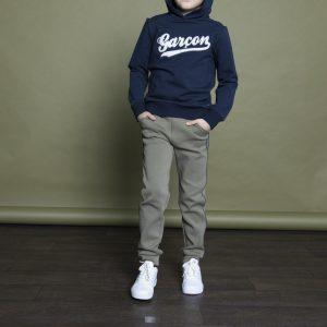 LE CHIC GARCON  Sweater met kap Blauw