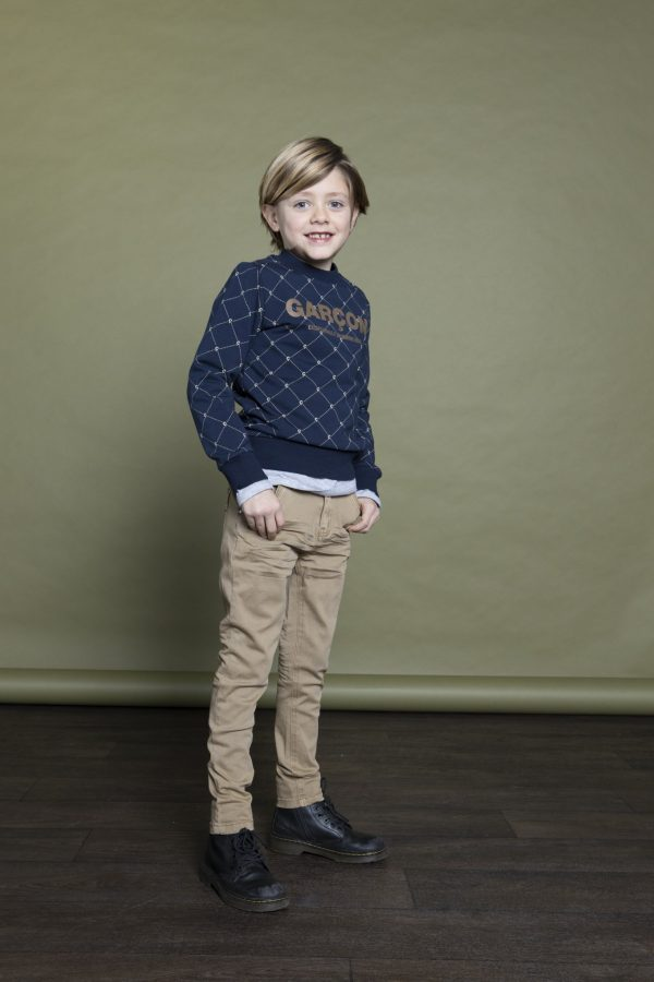 le chic garcon sweater
